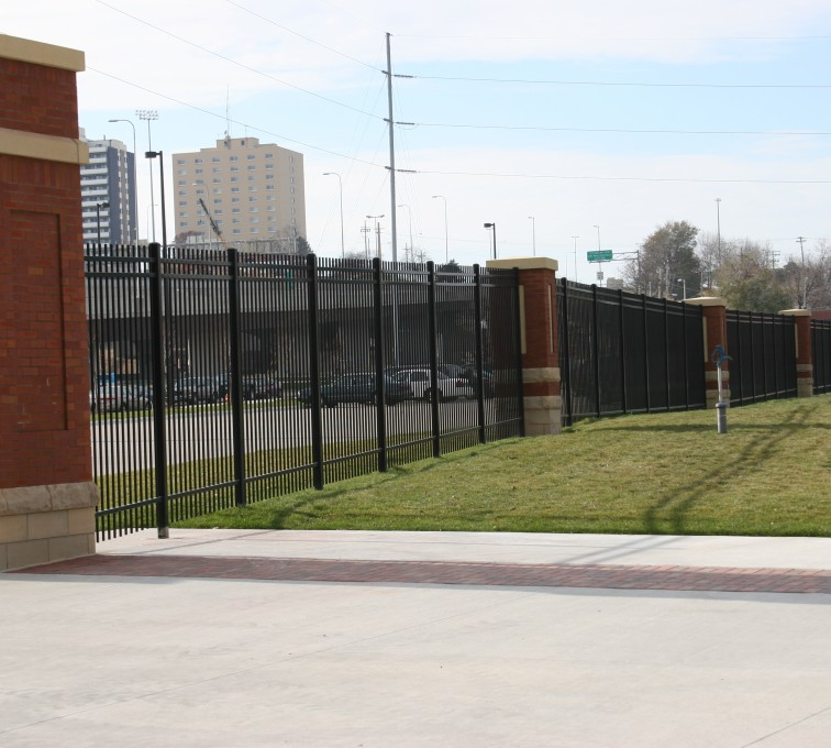 AFC Sioux City - Soccer Field Ornamental Fence