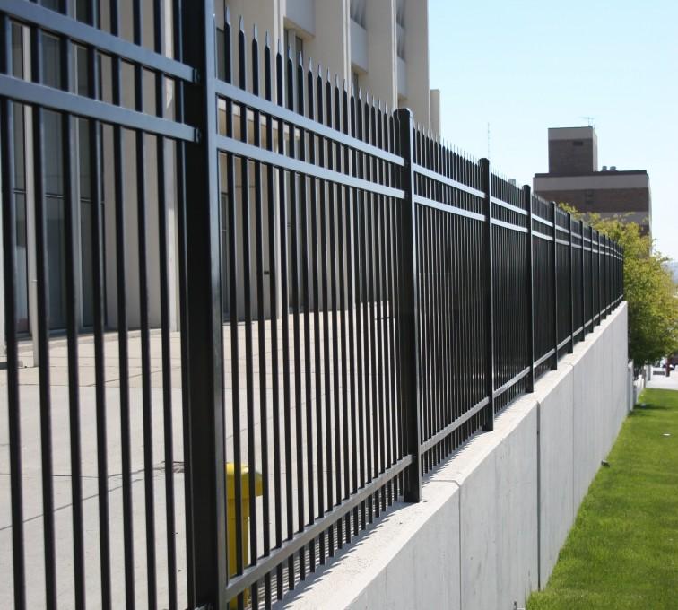 AFC Sioux City - Energy Services Ornamental Fence