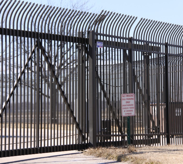 AFC Sioux City - Ornamental Airport Fencing