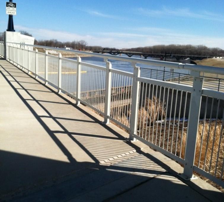 AFC Sioux City - Custom Ornamental Railing