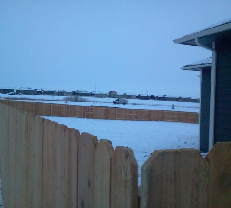 AFC Sioux City - Wood Fencing, Cedar Privacy 2 AFC, SD