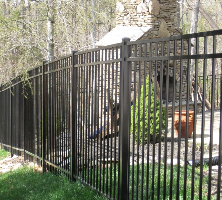 American Ornamental American Fence Company Sioux City