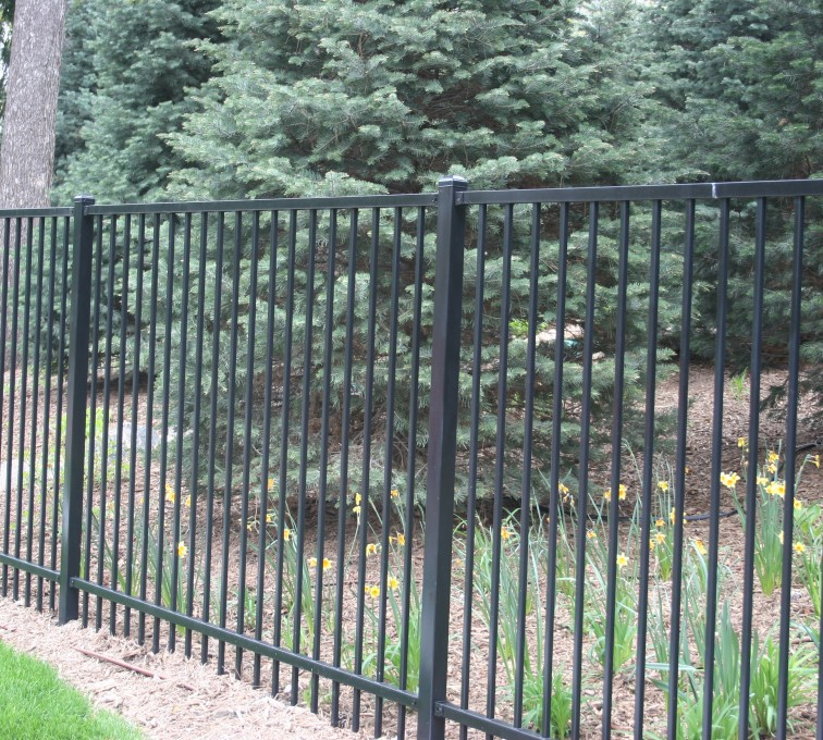 AFC Sioux City - Garden Ornamental Fencing