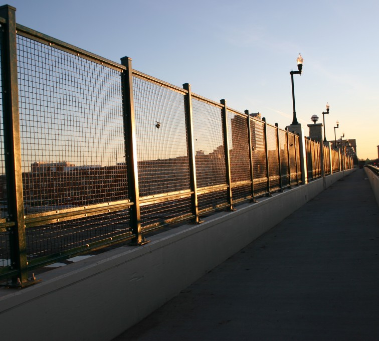 AFC Sioux City - Woven and Welded Wire Industrial Fencing