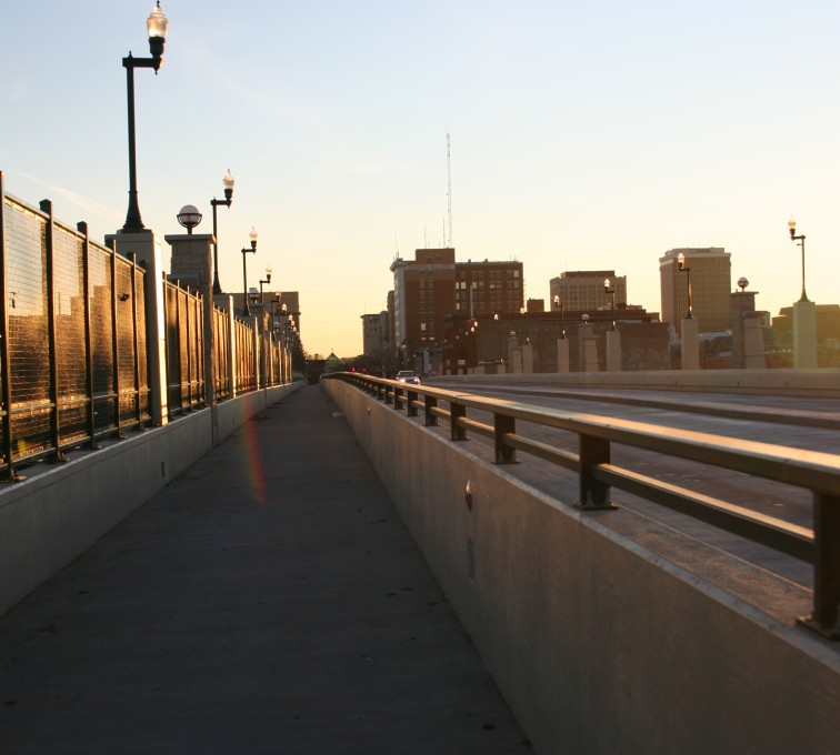 AFC Sioux City - Traffic welded wire fencing