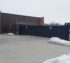 AFC Sioux City - Louvered double cantilever gate