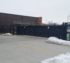 AFC Sioux City - Cantilever louver gate