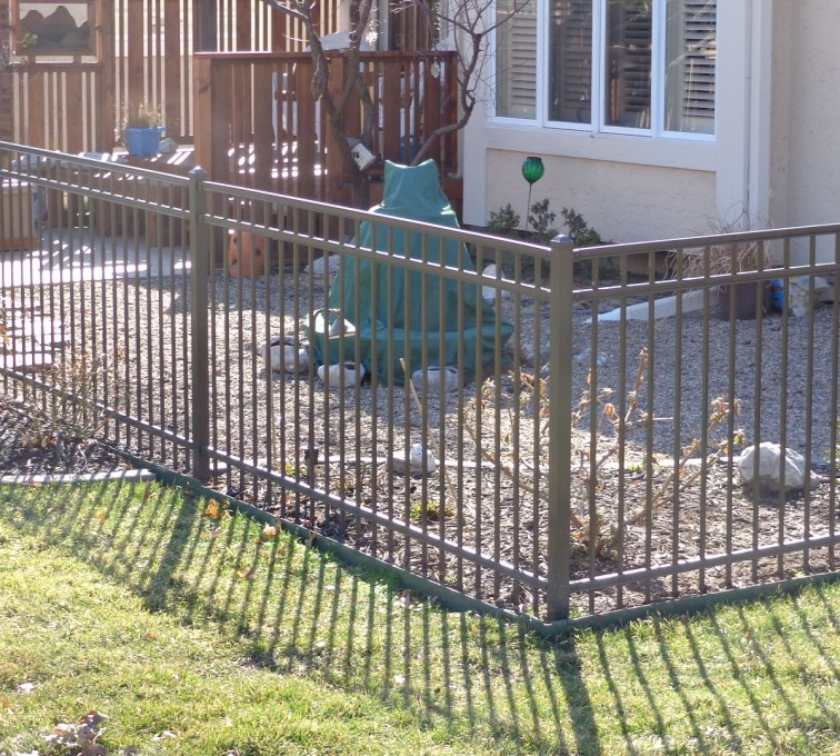 AFC Sioux City - Bronze Ornamental fence