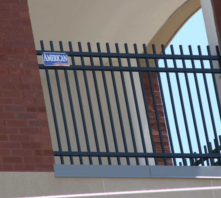 AFC Sioux City - Bell Tower Ornamental Fencing
