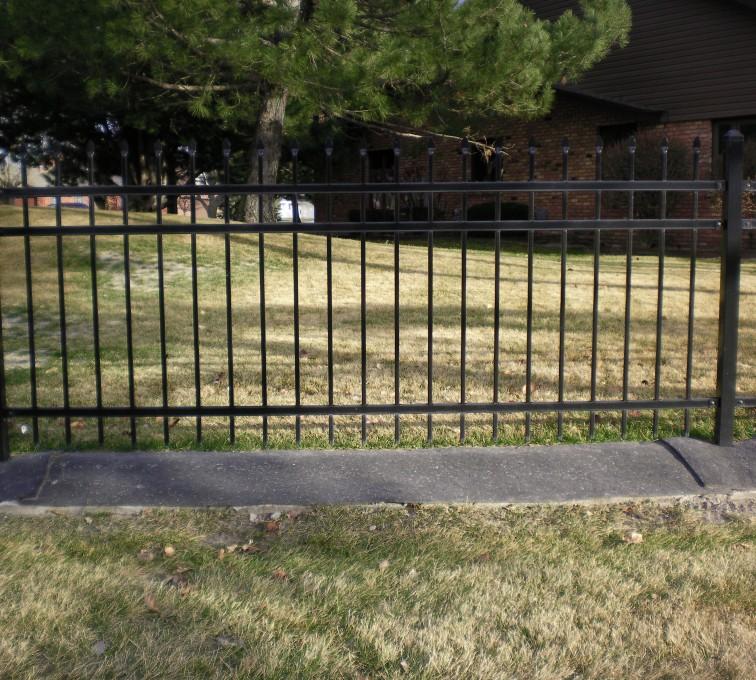 AFC Sioux City - Ornamental Fencing Spear Top