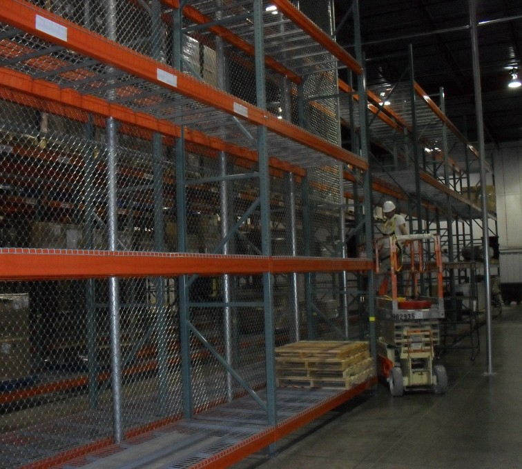 AFC Sioux City - Industrial Chain Link Fencing