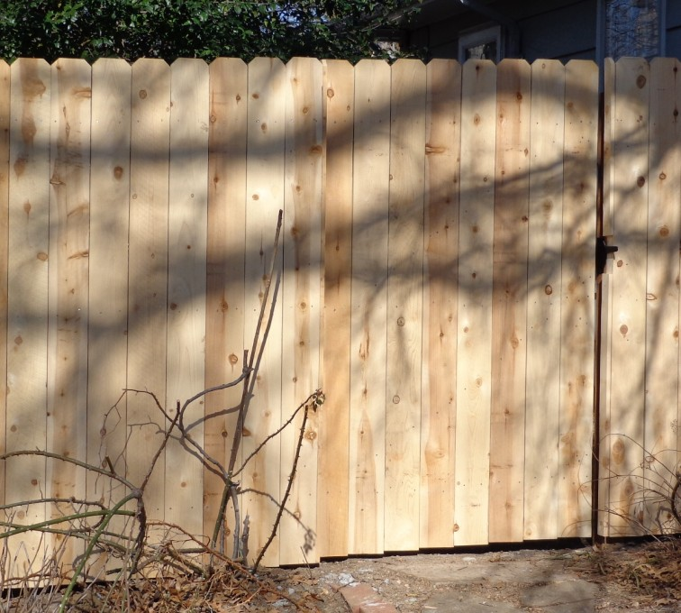 AFC Sioux City - Wood Fencing, 6' Privacy - AFC-KC