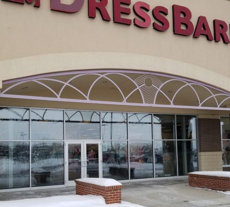 AFC Sioux City - Dress Barn store custom ornamental accent