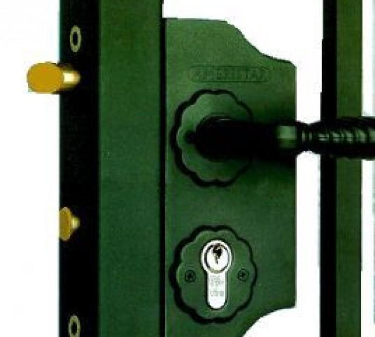 AFC Sioux City - Accessories, Amerilock-Ornamental Fence Gate Lock