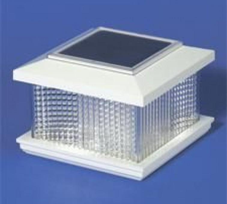 AFC Sioux City - Accessories, Solar Cap Vinyl Posts