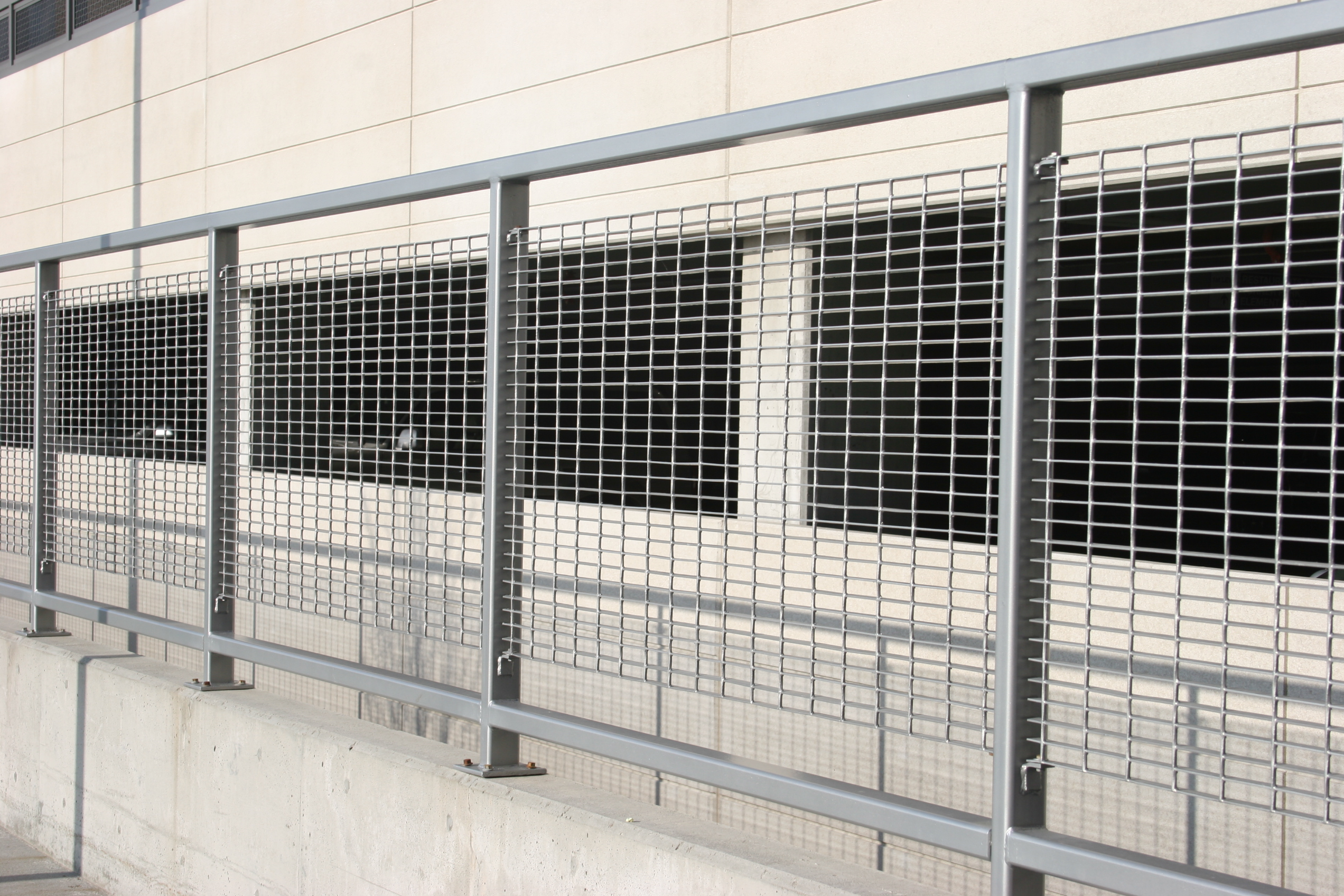 PalmSHIELD announces bar grating infill panels CAD drawings